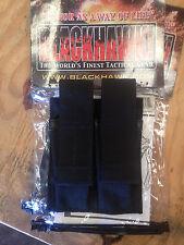 Blackhawk 51PM00BK Duty Pistol Mag Pouch, Black