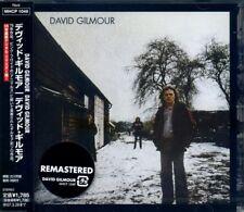 DAVID GILMOUR David Gilmour (1978) Japan CD OBI MHCP-1049 SS new PINK FLOYD