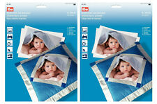 Prym Printable Creative Fabric - Twin Pack