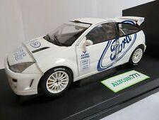 AUTOart 1/18 Ford Focus WRC 1999 Rally Presentation Car DIECAST CAR MODEL *NEW*