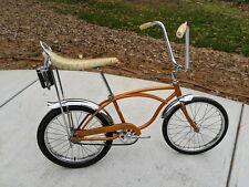 SCHWINN 1966 COPPERTONE DELUXE STINGRAY ORIGINAL BICYCLE 66