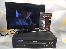 Hitachi MX100E VHS VCR Video Cassette Player Recorder *LP Tapefind ⭐️ FREE MOVIE
