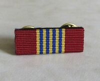 Canada Canadian Sovereign's Medal for Volunteers Medal Undress Ribbon Bar