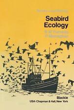 Seabird Ecology by R. W. Furness (2011, Paperback)
