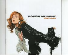 CD ROISIN MURPHY	ruby blue	VG++ (B2740)