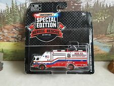 Matchbox 1/87 HO Firetruck Special Edition Heroic Rescue