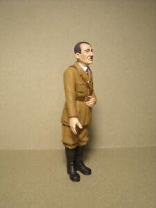 1/18  FIGURE  GERMAN LEADER WW2  VROOM  UNPAINTED  FOR ULTIMATE SOLDIER  CENTURY