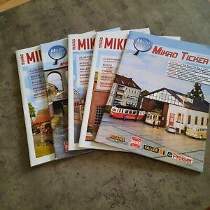 Magazin Mikro Ticker