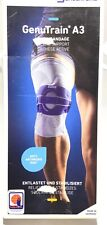 Bauerfeind GenuTrain A3 Compression Knee Support Brace Sz.4 Right