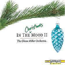 The Glenn Miller Orchestra In The Christmas Mood II CD Album VGC