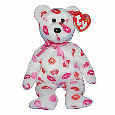 Ty Beanie Baby Kissy 11th Generation Hang Tag 2003 Ages 3