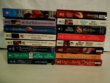 Books Romance & Mistery Mixed Lot  Sale 16 in good condition
