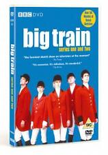 Big Train Series 1&2 Dvd Mark Heap Brand New & Factory Sealed