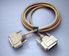 DB-25  Male to DB-25 Female Serial Cable - 6 Foot