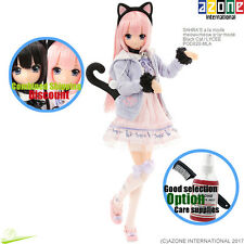AZONE POD020-MLA SAHRA'S a la mode meow meow Black Cat LYCEE DS Limited Doll NEW