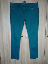 Select Womens Green Slim Fit Skinny Jeans Size 16
