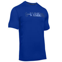 Under Armour Heatgear Ajustado Raid Gráfico Manga Corta Camiseta 1292648-789