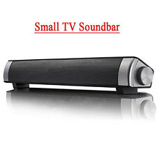 Sound Bar Wireless Subwoofer 3.0 Bluetooth Speaker 10W Small TV Soundbar