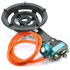 Single Gas Propane Burner Stove Outdoor Camping Tailgate BBQ Cook