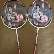 Wilson FIERCE 9000JBadminton Racket Misaki Matsutomo Setting w/ Cover Set of 2