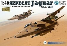 Kitty Hawk KH80106 1/48 Sepecat Jaguar GR.1/GR.3