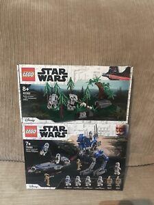 New Star Wars Lego 75280 40362 501st Legion Clone Troopers  Battle Of Endor