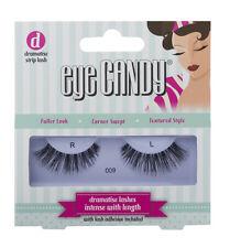 Eye Candy 50's Style Lashes - 009 - False Eyelashes with Glue Adhesive