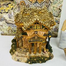 Boyds Bears Public Library and Ms Griz Bailey York Bearly Built Villages 1st Ed