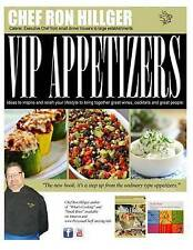 NEW VIP Appetizers by Ronald Hillger