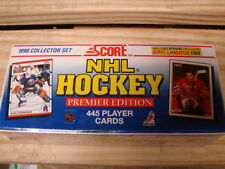 1990-91 Score Hockey Factory Sealed Set