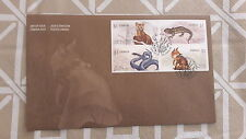 2006 CANADA- Endangered Species - FDC STAMPS