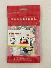 NANO BLOCK - HELLO KITTY (58342) NEW UNOPENED PACKAGE!!!