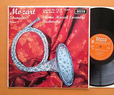 LXT 6330 Mozart Serenades vol. 1 Vienna Mozart Ensemble Boskovsky NM/EX MONO