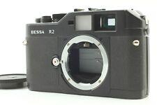 [MINT] Voigtlander BESSA R2 35mm Rangefinder film Camera from Japan # 699