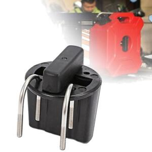 1X Black Bracket Lock Fastener for 3L / 5L Fuel Tank Mount Petrol Can Jerry