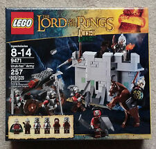1 LEGO Lord of the Rings -The Hobbit Set #9471 - Uruk-Hai Army