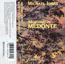 Morning In Medonte cassette Michael Jones Narada USA New Age 1992