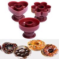 Baking Brass Mold Flowers Kitchenware Cookies Cake Donut Dessert Fly Maker