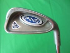 NICE Ping G5 Black Dot Single 6 Iron Steel Shaft Right Handed Regular Flex