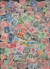 125 Different Australian PRE-DECIMAL stamps used