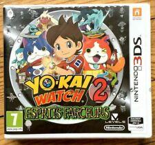 Yo-Kai Watch 2 : Esprits Farceurs Jeu Nintendo 3DS 2DS Neuf - Version Francaise