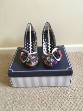NEW Ruby Shoo Eva Shoes Size 5 Boxed RRP £52.00!