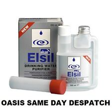 Elsil Elsan Drinking Water Purifier 100ml - Treats up to 1000 litres of water