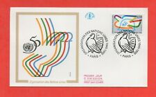 FDC 1995 - Organisation des Nations Unies    (932)