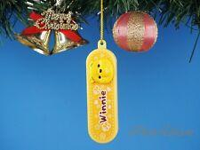 CHRISTBAUMSCHMUCK Deko Spiegel Kamm Winnie Pooh Dekor Ornament Spielzeug K1316 C