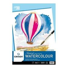 Canson Montval 300gsm Watercolour Pad A4 - Medium / Cold Pressed