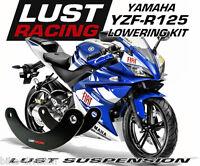 LUST RACING Yamaha YZF R125 Lowering Kit 2008-2013 Suspension Links Linkage 40mm