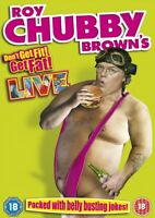 Roy Chubby Brown - Live - Don'T Get Per Get Grasso! DVD Nuovo DVD (8301247)