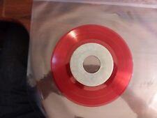 MEGARARE RED 1950S VG-V. RARE SACRED LABEL VARIOUS GOSPEL 5 SONGS   EP45-39 45
