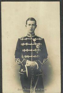 Vintage Postcard Unused S.A.R. le Prince André de Grèce